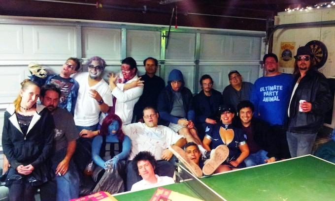 Cast & Crew of 2012