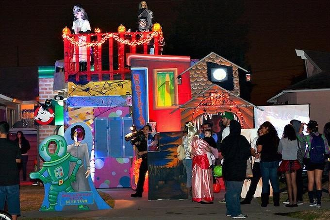 Halloween night 2011