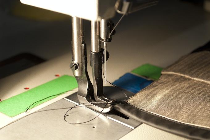 Prototype sewing