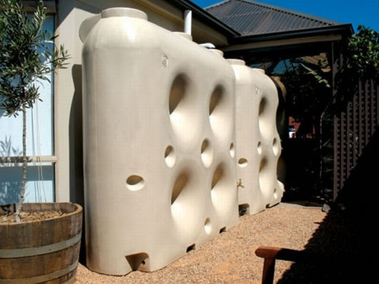 Example: Rainwater Conservation System