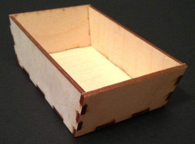 Prototype Trash Tray