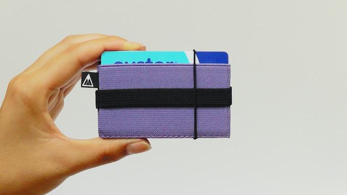 Lilac - Flip Wallet - Acre Supply Co.