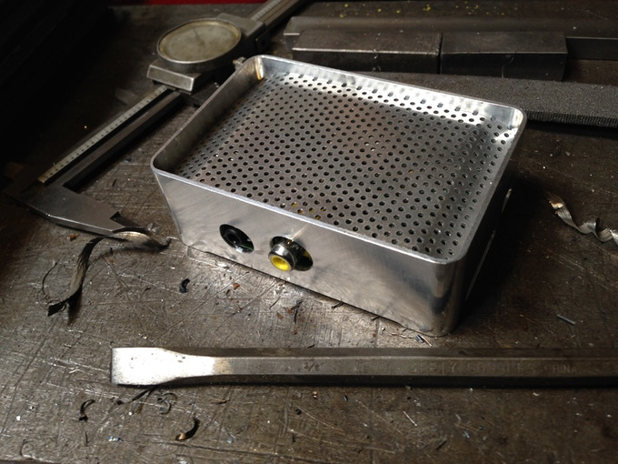 Ford 4000 Warner Swasey Fork Lift : Unipi case aluminum unibody enclosure for raspberry pi