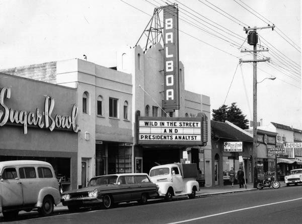 Balboa Theatre, 1969