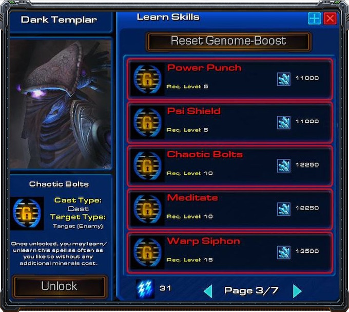 A class mentor can teach new abilities to the player.