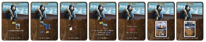Crewmen Cards
