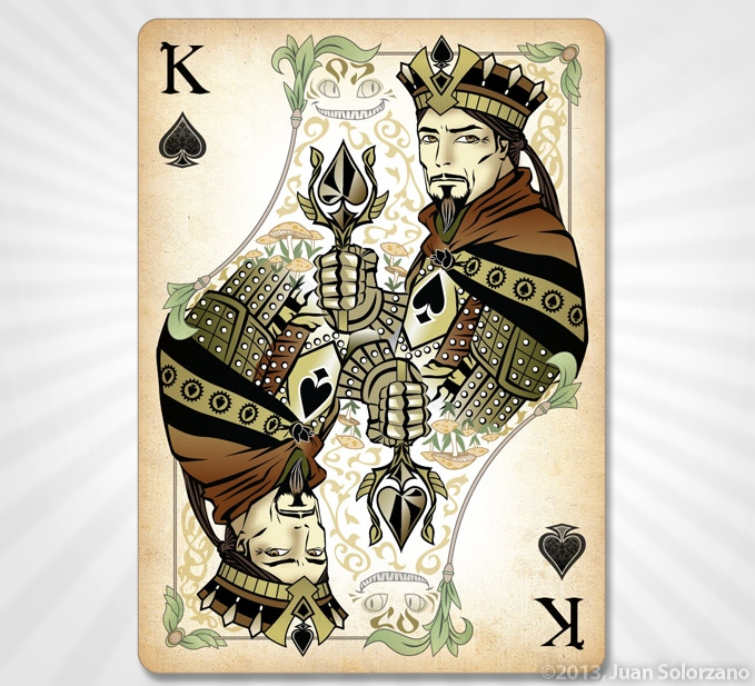 King of Spades (Gold Edition)