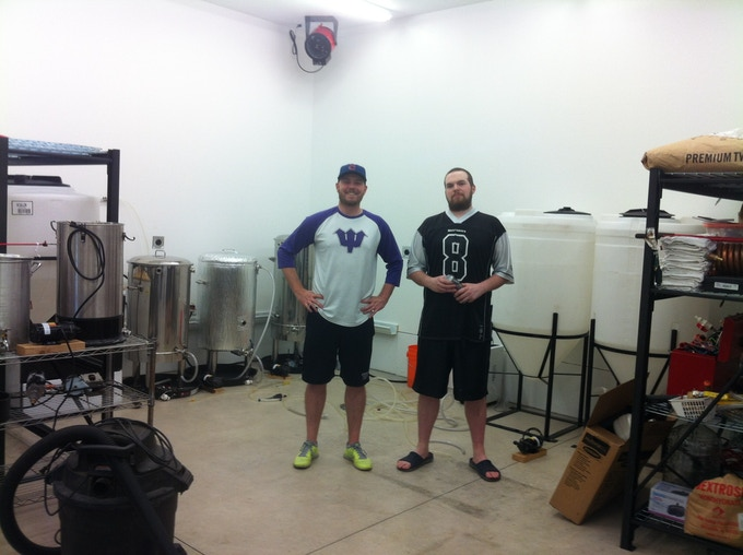 Beerded Brothers Brewing - Two Brothers Bottle Their Dream
