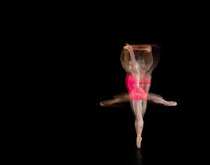 Pirouette en Attitude - Michaela DePrince