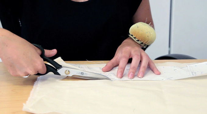 Pattern cutting for prototypes