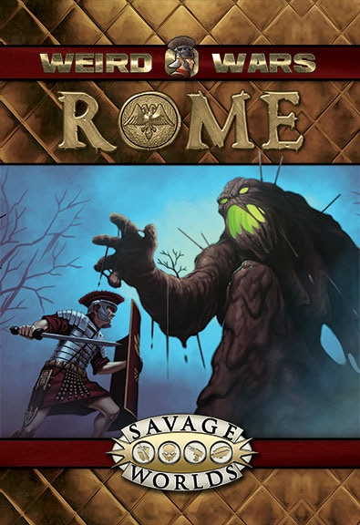 The Weird Wars Rome Core Book