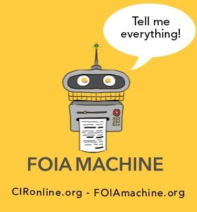 FOIA Machine Magnet