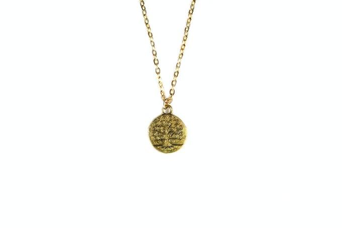 Evolution Tree Necklace $25 donation