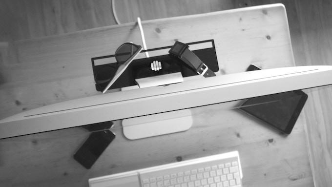 shelf & desktop