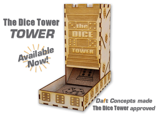 Click to find out more about The Dice Tower Network.