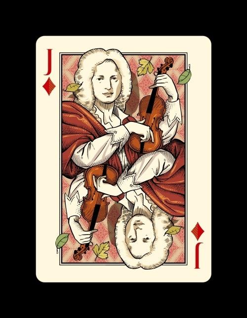 Jack of Diamonds - Antonio Vivaldi
