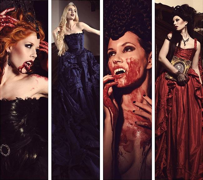 Noble Blood Vampire Chronicles By Viona Art —Kickstarter