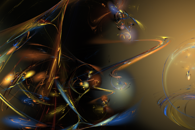 Confused Accretion, from Spider Folio