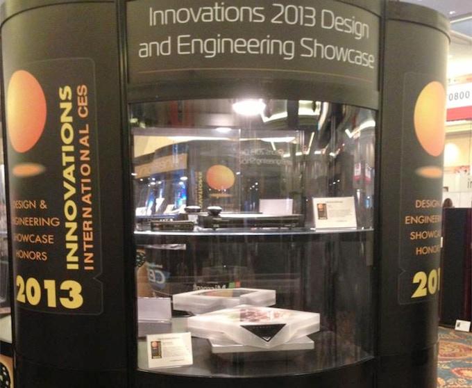 Da Vinci DAC, a 2013 International CES Innovations Honoree