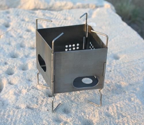 "3"" Folding Firebox Nano"