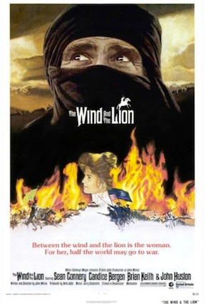 The Wind and the Lion Movie Poster