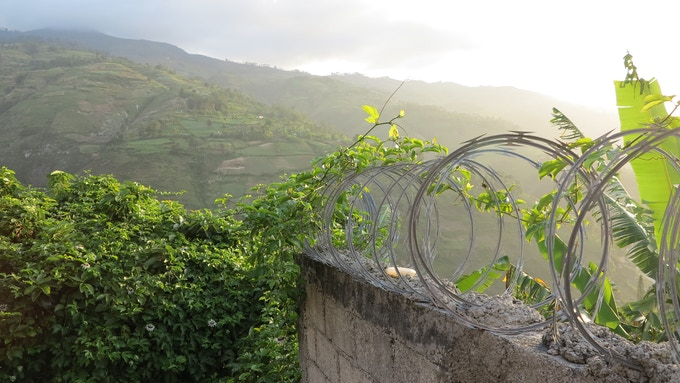 "Beauty and ""development"" in Haiti"