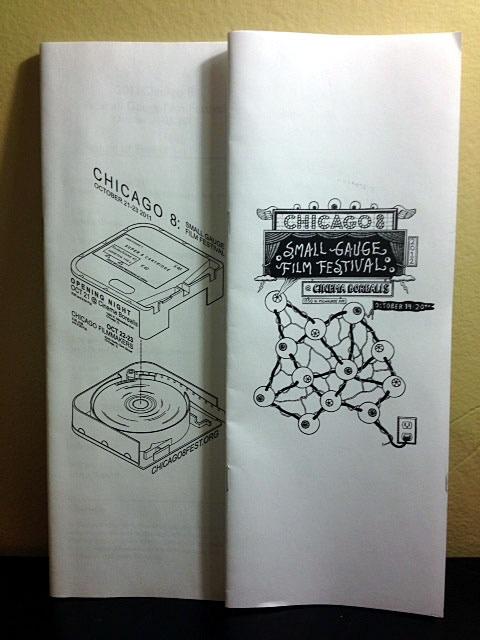 2011 & 2012 Festival Catalogues