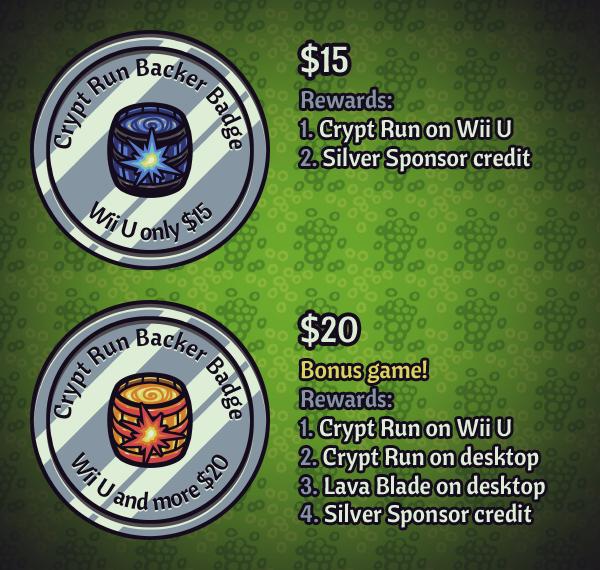 Wii U rewards