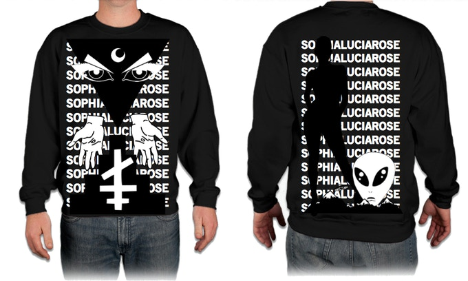 Sweatshirt by Sophia Lucia Rose offered in the AWARDS section