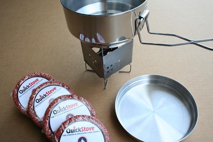 Nano Emergency Cook Kit