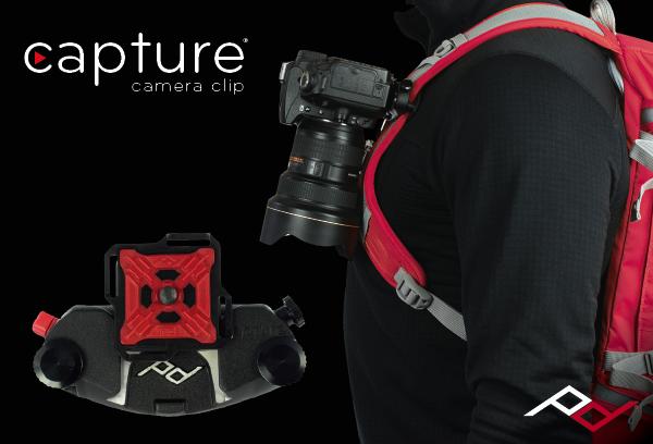 capture camera clip v2 by peak design kickstarter