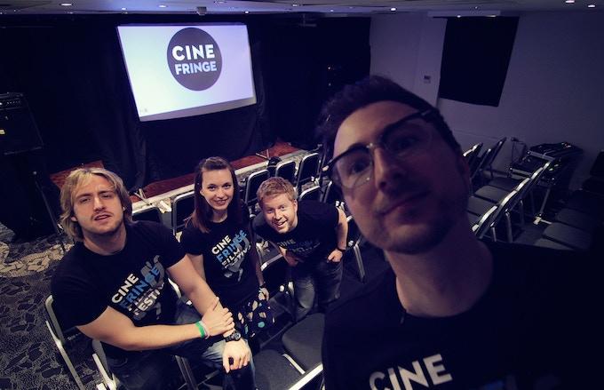 The CineFringe Team