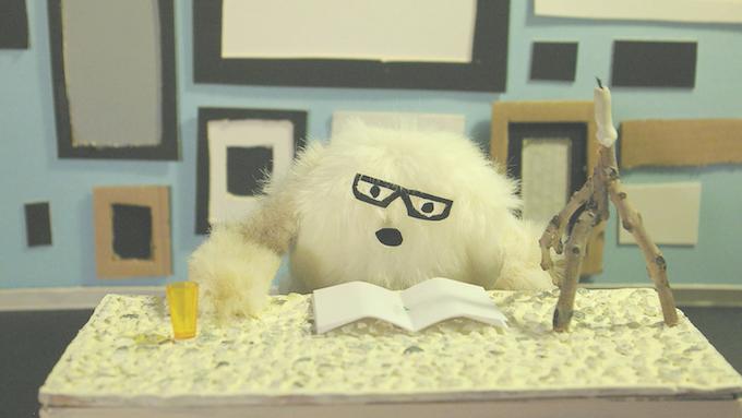 Kickstarter video animation by Jason Sievers