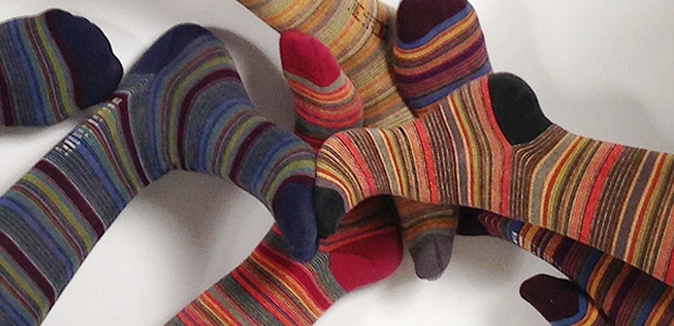 XOAB: Socks, done right  by Rick & Neil Levine — Kickstarter