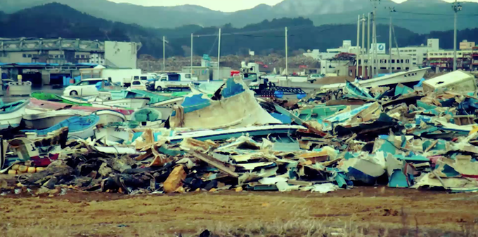 Our next stop is Japan to cover art being used as trauma therapy since the tsunami in 2011.