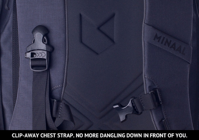 Works like underwear for your strap. Male underwear. Obviously.