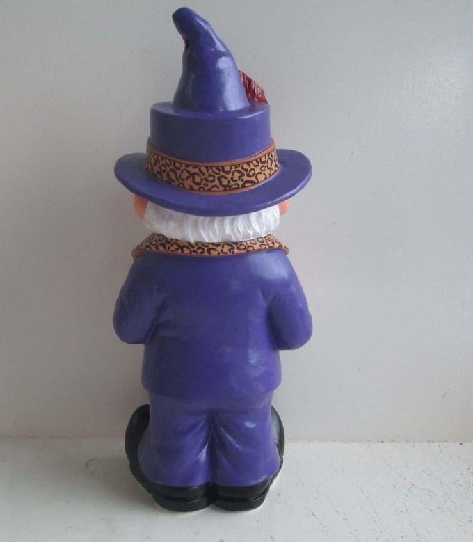 Prototype - Purple Pimp Gnome (back)