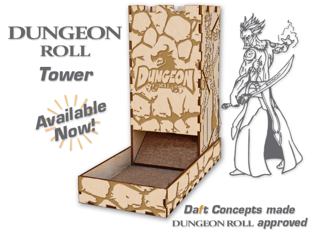 Click to check out Dungeon Roll