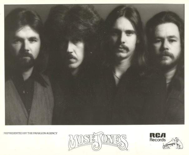 Mose Jones RCA promo