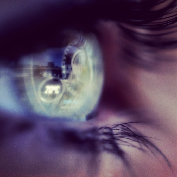 Elion's eye computer