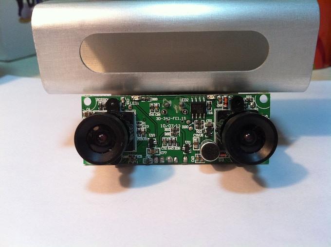 A peek inside Haptix's electronics