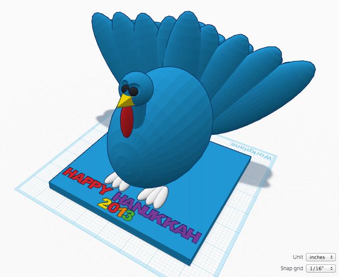 3D CAD sketch (front), prototype