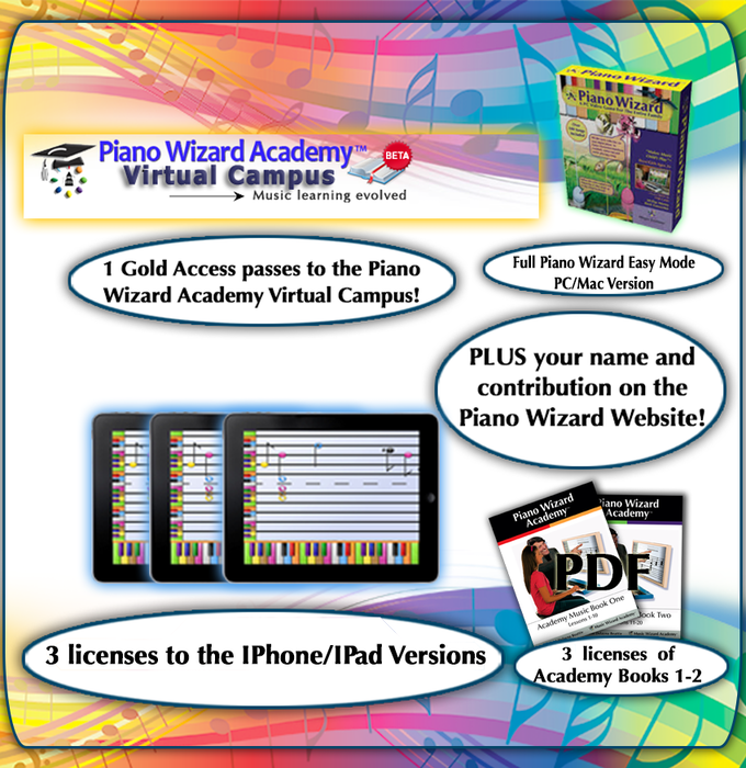 Learn To Play Music In Minutes & KickStart Your Brain! by