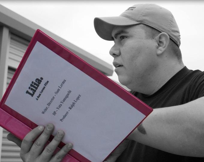 Producer Ralph Lopez