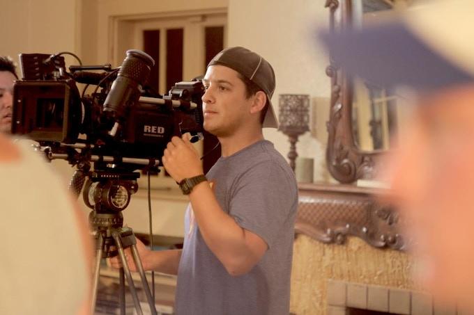 Cinematographer Steve Acevedo