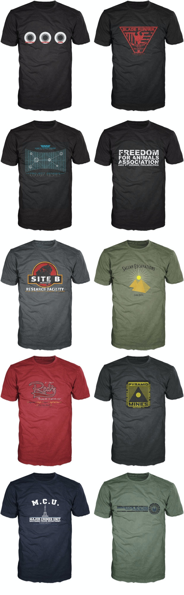 All our designs together. Want them all?