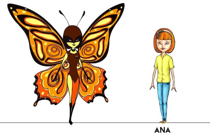 Emily's friend Ana