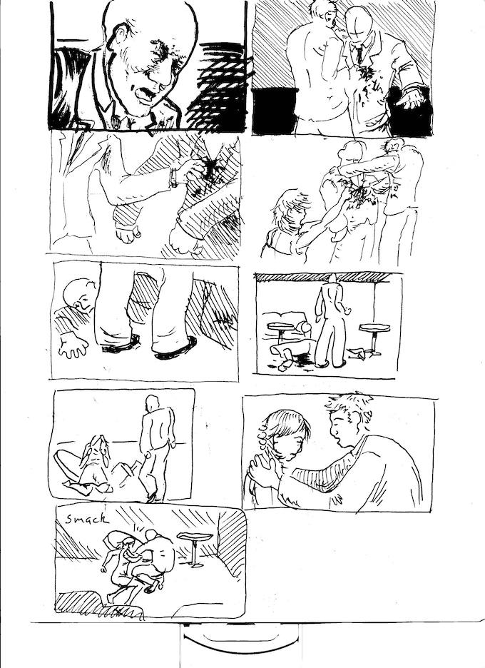 Turncoat: Prologue by Block Hobbs LLC — Kickstarter