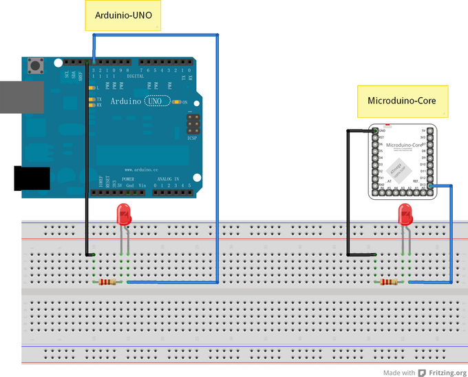 Microduino: Arduino in your pocket, small, stackable, smart