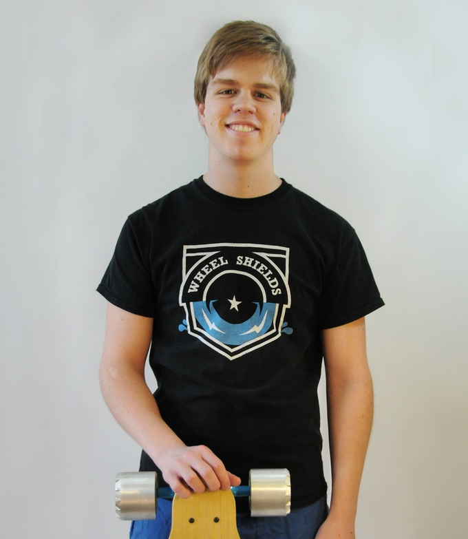 Chase with a Wheel Shields shirt - just $25!